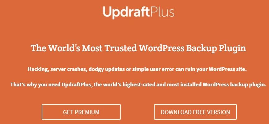 UpdraftPlus v2.16.26.24 - Premium WordPress Backup Plugin