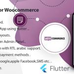 Flutter Multivendor mobile app