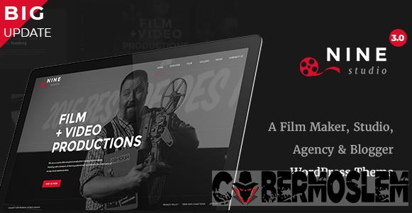 9Studio - Director Movie Photography & Filmmaker WordPress Theme