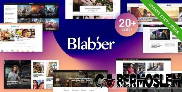 Blabber Nulled Download
