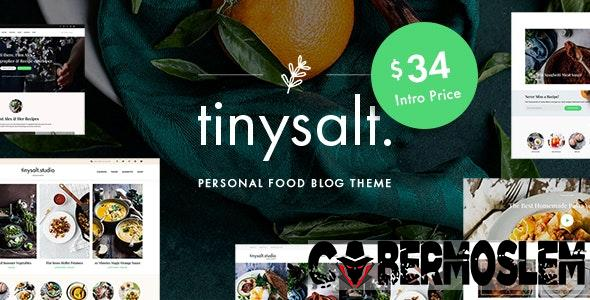 TinySalt Nulled Theme